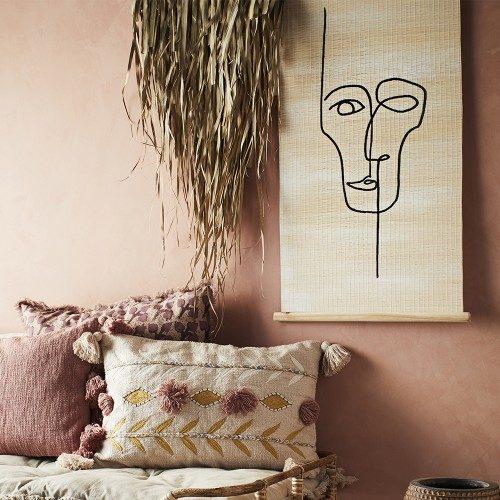 affiche-deco-murale-bambou-visage-madam-stoltz